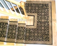 double-landing-stair-runner-installation