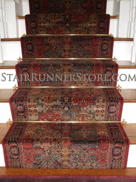 Stairrunner Carpet Runner Connecticut Custom. Stair Runners Home Carpet One  Chicago Runner Hardware