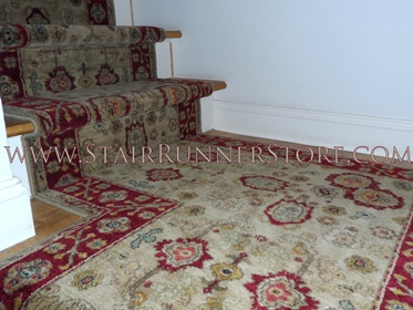 Karastan Antique Legends Stair Runner
