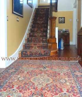Karastan English Manor Hampton Court Stair Runner