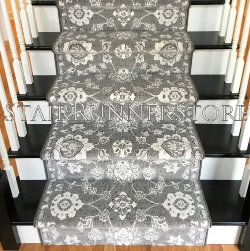 Vivar Oyster Stair Runner Installation vsmall