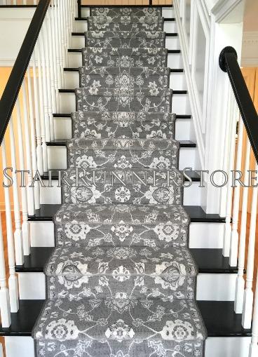 Vivar Oyster Stair Runner Installation 0474 vsmall