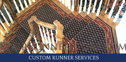 Quick Ship Stair Runners