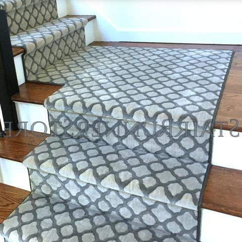 Custom Made Stair Runner