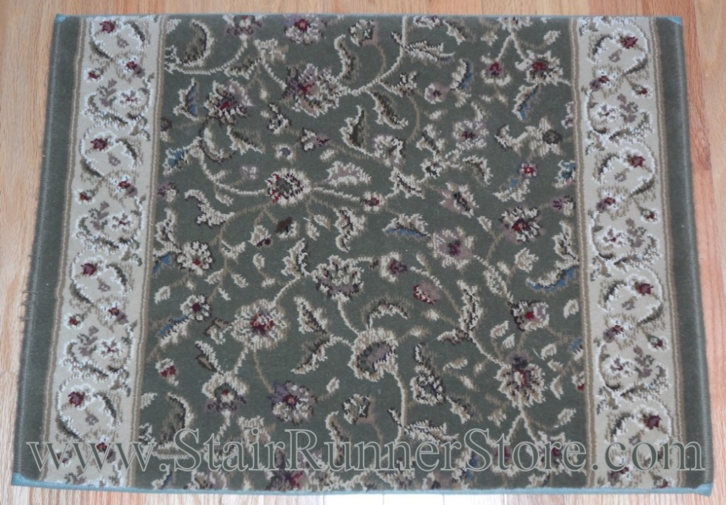 Grandeur Stair Runner Royal Garden