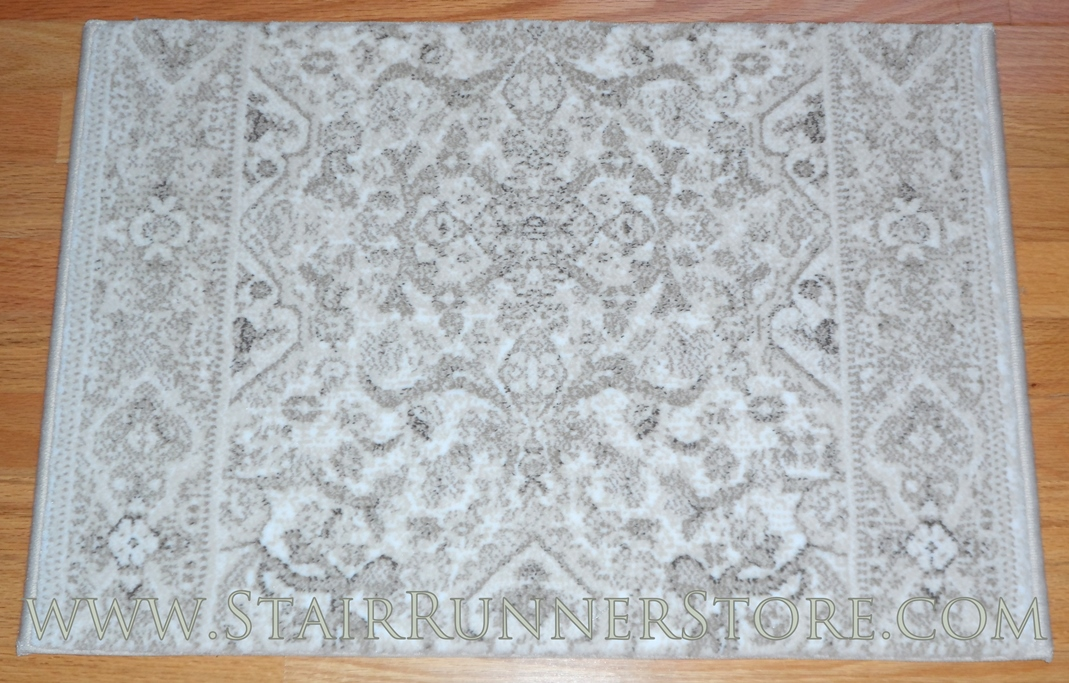 Marina  StTropez Stair Runner ChampagnePearl