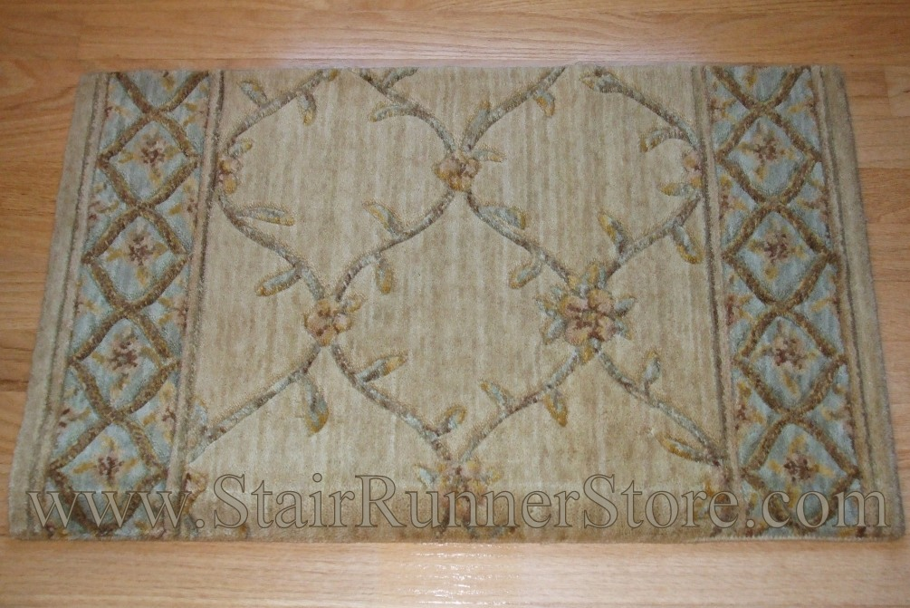 Nourtex Estate Billington Stair Runner Desert 30""
