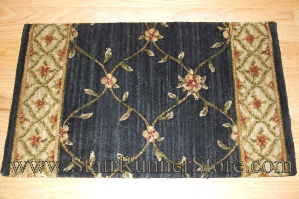 Nourtex Estate Billington Stair Runner Midnight 30""