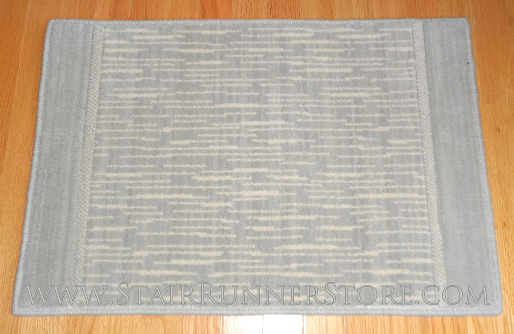 Victoria Wellington Stair Runner Icicle
