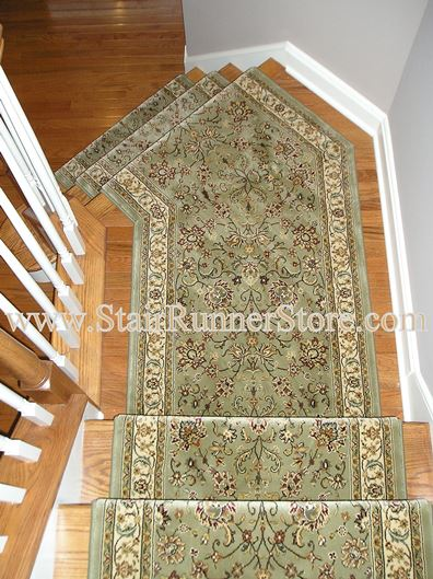 828 Greenville Stair Runner Collection