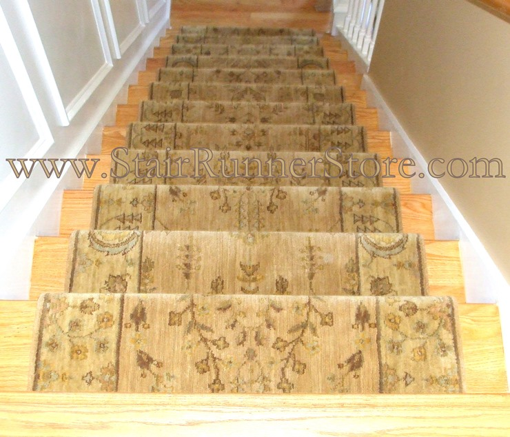 Nourison Sarouk Stair Runner Brush 30 Quot Stair Carpet By The