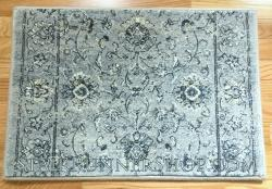 Ancient Garden Stair Runner 57126 SilverGrey 26""