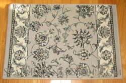 Ancient Garden Stair Runner 57635 Grey 26""