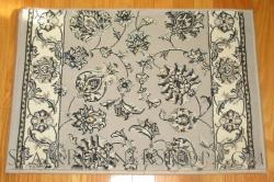 Ancient Garden Stair Runner 57635 Grey 31""