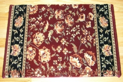 Aries Stair Runner Garnet 31