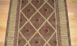 Ashton Court Stair Runner Amber 27""