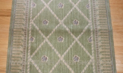 Ashton Court Stair Runner Kiwi 27""