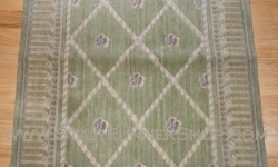 Ashton Court Stair Runner Kiwi 36""