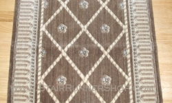 Ashton Court Stair Runner Mink 27""