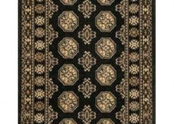 Bocchara Stair Runner Black 49500 36""