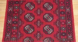 Bocchara Stair Runner Red 45002 36""
