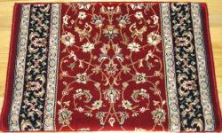 Brilliant Stair Runner 72284 Red 32""
