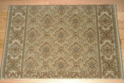 Catherine Stair Runner Beige 31