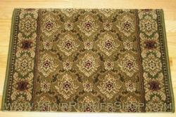 Catherine Stair Runner Olive 26