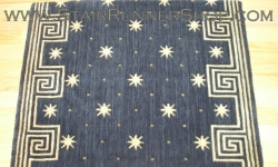 Celestial Stair Runner Midnight 30""