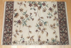 Central Park Stair Runner Ivory 31.5""