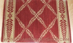 Chateau Normandy Stair Runner Ruby 36""