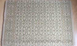 Chateau Riems Stair Runner Beige 27""