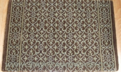 Chateau Riems Stair Runner BrownStone 27""