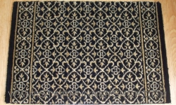 Chateau Riems Stair Runner Onyx 27""