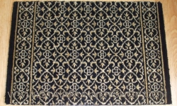 Chateau Riems Stair Runner Onyx 36""