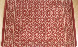 Chateau Riems Stair Runner Ruby 27""