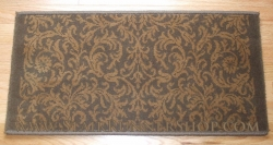 Damask Stair Runner 49000 36""