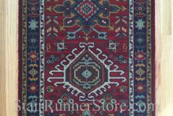 Emir 10622 Red Stair Runner 22 Inch