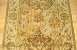 Grand Moghul Stair Runner Gold 30""
