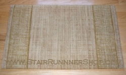 Grand Textures Stair Runner Natural 36""