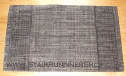 Grand Textures Stair Runner Steel 30""