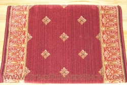 Harry Stair Runner Red Stone 31