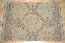Elegance Stair Runner Chantilly Lace