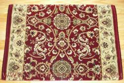 Regalia Stair Runner Burgundy Lace