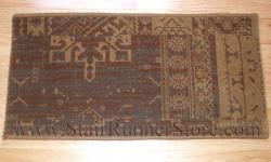 Antic Washed Stair Runner 49003 27""