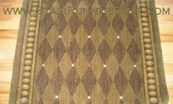 Marquis Stair Runner Cocoa 30""