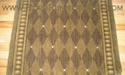 Marquis Stair Runner Cocoa 36""