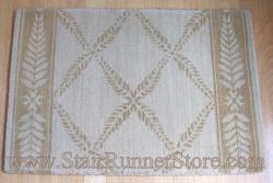 Nourison Chateau Normandy Stair Runner Beige 36""