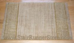 Nourison Grand Textures Stair Runner Natural 30""