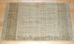 Nourison Grand Textures Stair Runner Pasture 36""
